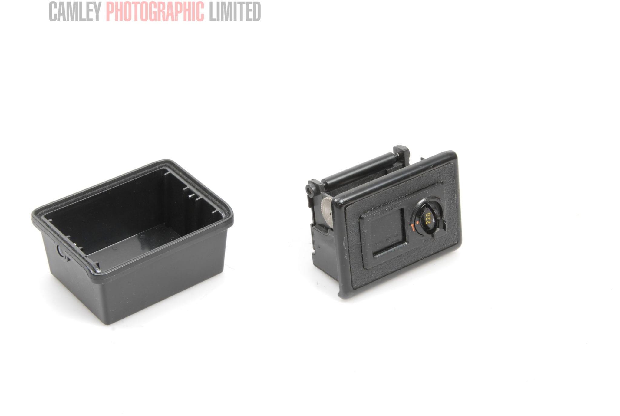 Pentax 645 battery holder - Pentax 645 645n 220 Film Insert Holder 38801 Condition 4f 6559